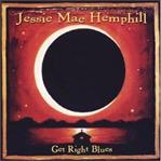 Jessie Mae Hemphill - Get Right Blues cd (Inside Sounds)